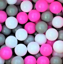 1000 bolas de plástico para piscinas para niños niños bola Juguetes Jugar Piscina Multicolores