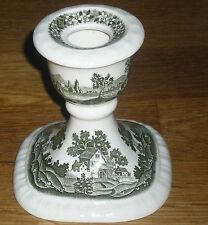 1  Kerzenständer  9,5 cm     Villeroy & Boch RUSTICANA GRÜN