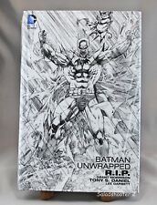 DC Comics Batman Unwrapped Rest in Peace Graphic Novel New  Cellophane