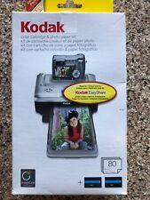 Kodak EasyShare $ (1) PH40 Color Cartridge & Photo paper Kit