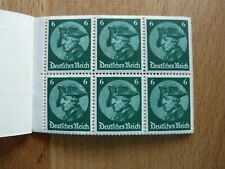 Deutsches Reich Markenheft mit Mi. 479, 480 postfrisch Gedenkmarken