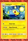 Lanturn 110pv 50/149 Soleil et Lune Carte Pokemon Rare neuve fr