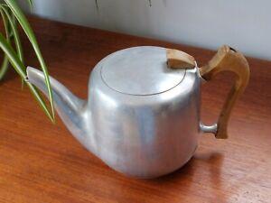 VINTAGE MID CENTURY PIQUOT WARE TEA POT