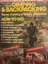Petersen's Camping & Backpacking Buyer's Guide to Quality Equipment (1973)