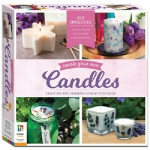 Chritmas Gift Candle Making Kit -  Make your own Candle