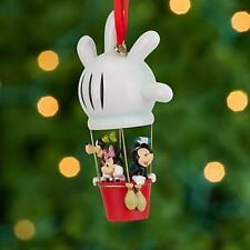 Disney Store Tree Ornament Sketchbook Mickey Mouse Clubhouse Balloon