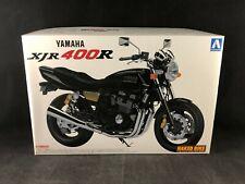 Aoshima Yamaha XJR400R Naked Bike 1:12 Scale Plastic Model Kit 043226 NIB