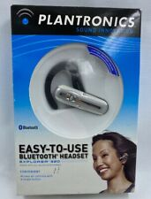 Plantronics Explorer 320 bluetooth EarHook Headset wireless hands free