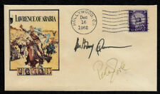 Lawrence of Arabia Collector Envelope Original Period 1960 Stamp OP1279