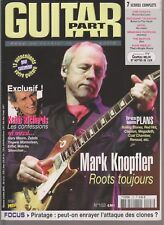 GUITAR PART N°103 +CD KEITH RICHARDS / MARK KNOPFLER / PIRATAGE / GARY MOORE
