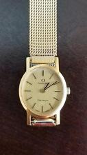 VERY FINE VINTAGE LADIES OMEGA OVAL WRIST WATCH CALIBER 625 FROM 1974