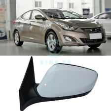 For Hyundai Elantra 2012-2015 (3 Wire) Car Left Side Rear View Mirror Cover Assy