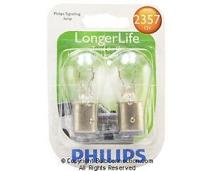 NEW Philips BC9609 2357 Automotive 2-Pack 2357LLB2 Bulb