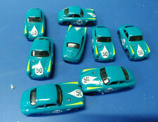 Hot Wheels TEAL Porsche 356A Outlaw - Diecast 1/64 Loose Bulk Lot of 8 new