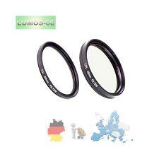 46mm UV filtro polarizador filtro de polarización accesorios se adapta a Sigma 19mm 30mm 60mm 2.8 DN