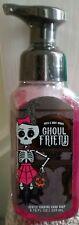 * Bath And Body Works Suave Espuma Jabón de Manos Ghoul amigo *