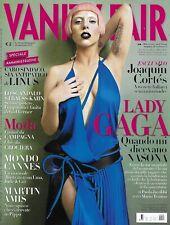 Vanity Fair Magazine Lady Gaga Joaquin Cortes Martin Amis Cannes Fashion 2011
