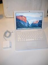 "Apple MacBook A1181 13.3"" MC240LL/A 2009 Laptop 2.13Ghz COSMETIC"