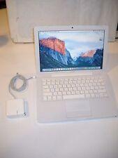 "Apple MacBook A1181 13.3"" MC240LL/A 2009 Laptop 2.13Ghz COSMETIC"