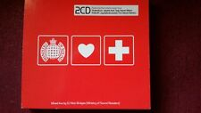 WE LOVE SWITZERLAND-MINISTRY OF SOUND-MIXED BY NICK BRIDGES-GERMAN IMPORT