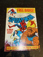 The Amazing SPIDER-MAN Comic - Vol 1 - No 529 - Date 27/04/1983 - UK Paper Comic