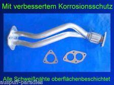 Krümmerrohr Hosenrohr Auspuff VW Passat B5 Typ 3B 1.6i & 1.8i 20V + Dichtungen