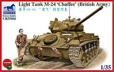 Bronco 1/35 35068 Light Tank M-24 Chaffee British Army