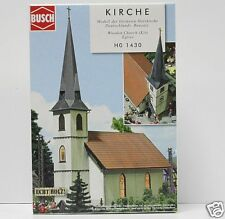 "Busch H0 1430 Kirche ""Elend"" NEU OVP/"