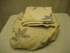 Westpoint Stevens Twin Fitted Sheet Plus Bonus Pillow Case 50% Cotton 50% Poly