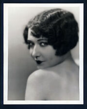 SEXY DOROTHY SEBASTIAN - OVERSIZE DBLWT PORTRAIT BY C S BULL IN N MINT- COND SIL