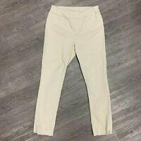 Soft Surroundings Petite Stretch Pants Women's Size M Legging Like Slim Slender