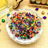 1000Pcs Mixed Czech Glass Seed Round Spacer Loose Beads Jewelry Making Craft 2MM