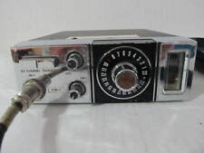 VINTAGE SHARK 23 CHANNEL CB RADIO, TESTED....MADE IN JAPAN **** PLEASE READ ****