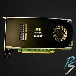 PNY NVIDIA Quadro FX 1800 768MB GDDR3 SDRAM PCI Express x16 Video Graphics Card