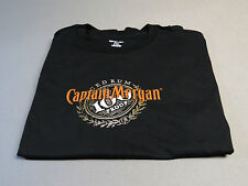 CAPTAIN MORGAN SPICED RUM 100 PROOF LARGE T SHIRT tee clothing top NEW