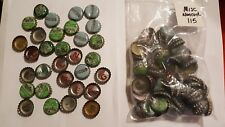 Vintage Soda Pop Bottle Caps  DIET PEPSI SPRITE CANADA DRY - Lot of 115
