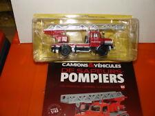 POMPIERS N° 86 CANION   DE 25 M SUR IFA S 4000-1