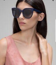 Jimmy Choo Sonnenbrille Modell Mirta dunkelblau *NEU*