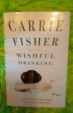 Wishful Drinking von Carrie Fisher Princess Leia Organa Englische Sprache. Neu