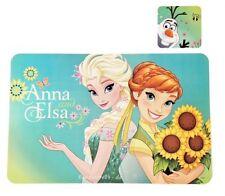 Disney Princesse des neiges enfants Set de table napperons dessous support