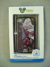 Disney Parks GRUMPY Disneyland Resort Cell Phone Case iPhone 4/4S NEW