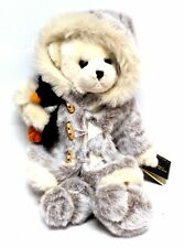 THE BEARINGTON COLLECTION 'Iggy & Lou' Limited Soft Plush Teddy Bear W/TAG - W30