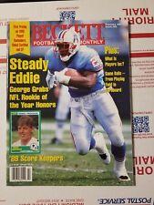 FEBRUARY 1997 EDDIE GEORGE BECKETT MAGAZINE