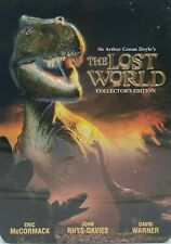 Sir Arthur Conan Doyle's The Lost World Collector's Edition 3 movies (Dvd, 2008)