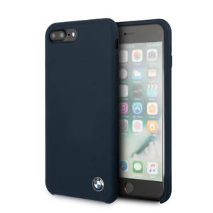 iPhone 7/8 Plus Hülle - BMW M -Silikon Cover/ Silikonhülle Navy