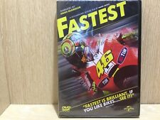 Fastest DVD Narrated by Ewan McGregor New & Sealed Mark Neale Motorbikes