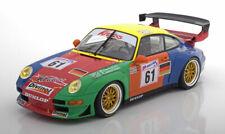 GT Spirit Porsche 911 993 GT2 24h Le Mans 1998 Muller/Trunk/Palmberger #61 1/18
