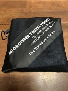 Micro Miracle Microfiber Travel Towel Set