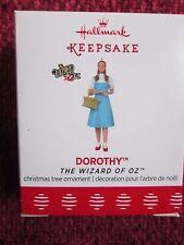 Hallmark 2017 Miniature Keepsake Ornament Dorothy  The Wizard Of Oz