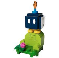 Lego Super Mario BOB OMB Character Pack Series 1 Minifigures